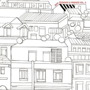 Various Artists - Jeff Özdemir & Friends Vol.3 (Ltd. 300) - KALK-120-LP - KARAOKE KALK