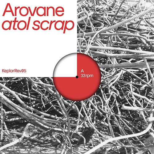 Arovane - Atol Scrap - KEPLARREV05LP - KEPLAR