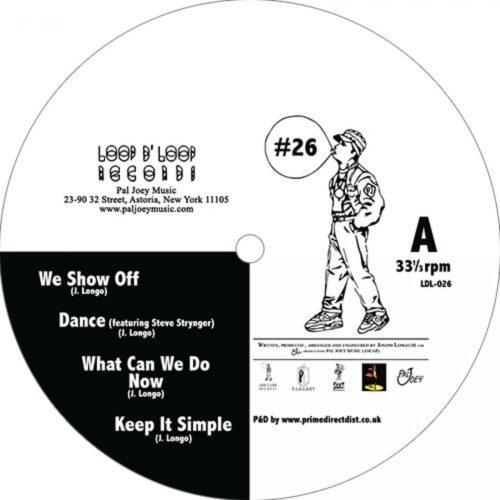 Pal Joey/Loop D Loop - Loop-D-Loop 26 - LDL026 - LOOP D'LOOP