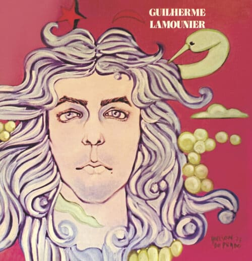 Guilherme Lamounier - Guilherme Lamounier - MAR037R - MAD ABOUT RECORDS