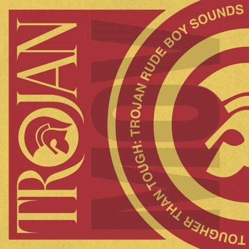 Various - Tougher Than Tough - Trojan Rude Boy Sounds - MOVLPO2717 - MUSIC ON VINYL