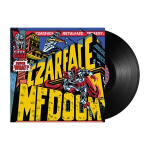 Czarface/MF Doom - Super What? - SIL015LP - SILVER AGE
