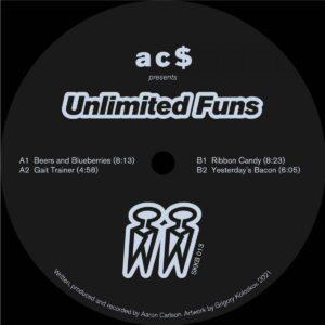 ac $ - Unlimited Funs - SKKB013 - SAKSKOBING
