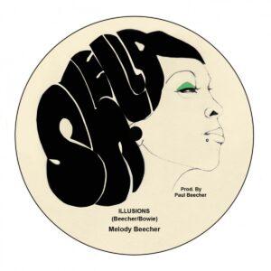 Melody Beecher - Diamonds & Thrills - SR006 - SHELLA RECORDS
