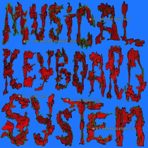 MKS - Musical Keyboard System - STREP-041 - STROOM