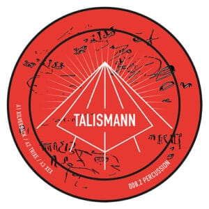 Talismann - Percussion Part 2 - TALISMANN008-2 - TALISMANN