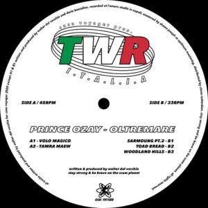 Prince Ozay - Oltremare - TWR07 - CASA VOYAGER