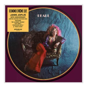 Janis Joplin - Pearl (RSD) - 194398435213 - SPV