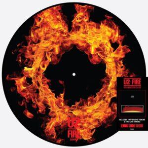 U2 - Fire (Picture Disc) - 602435349169 - ISLAND