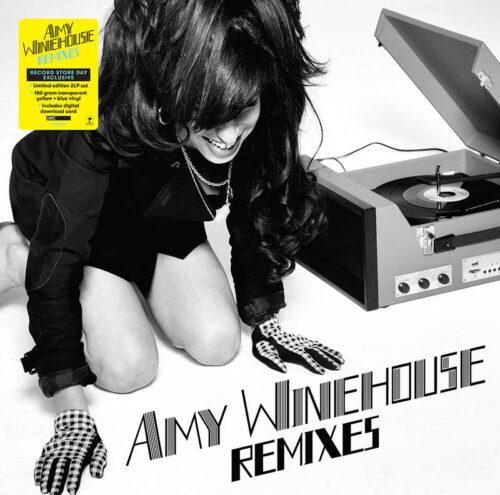 Amy Winehouse - Remixes (RSD Blue/Yellow Vinyl) - 602435427508 - ISLAND