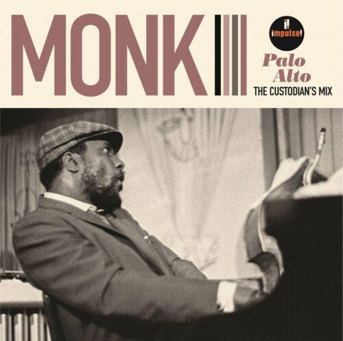 Thelonious Monk - Palo Alto: The Custodian's Mix (RSD Vinyl) - 602435583822 - DECCA