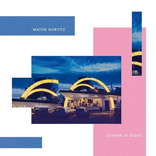 Wayne Horvitz - Dinner At Eight - ABST021 - ABSTRAKCE RECORDS