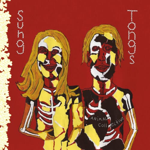 Animal Collective - Sung Tongs (Reissue) - AC006LP - DOMINO