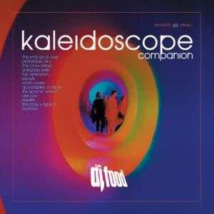 DJ Food - Kaleidoscope + Companion - AHED030 - AHEAD OF OUR TIME