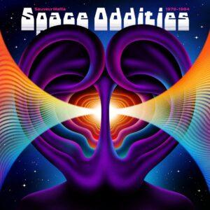 Sauveur Mallia - Space Oddities 1979/1984 - BBLP134 - BORN BAD