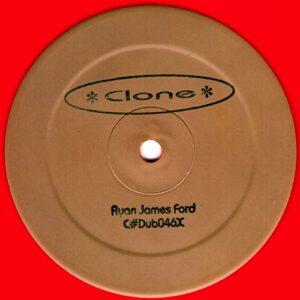 Ryan James Ford - KAKI - C#DUB046X - CLONE - DUB RECORDINGS