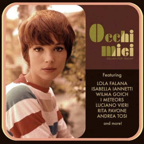 Various - OCCHI MIEI : 1963-69 ITALIAN POP - DGREX10 - DOGHOUSE & BONE RECORDS