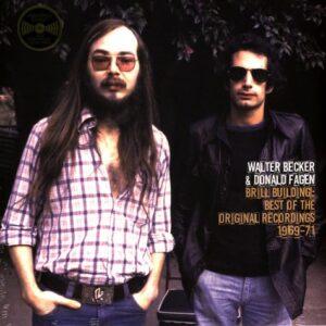 Walter Becker/Donald Fagen - Brill Building: Best Of The Original Recordings 1968-71 - DVKLP01 - DEJA VU KID