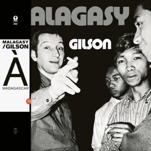 Jef Gilson/Malagasi - Malagasi - FFL066 - SOUFFLE CONTINU RECORDS