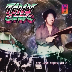 Tony Cook - The Lost Tapes Vol. 1 - HMR011 - HAPPY MILF RECORDS