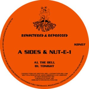A-Sides/Nut-E-1 - The Bell / Tonight EP - KBN07 - KNITEFORCE