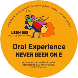 Oral Experience - Never Been On E - LBDN-008 - LA BELLA DI NOTTE