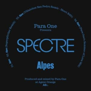 Para One - Spectre - Alpes (Superpitcher