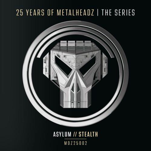 Asylum - 25 Years Of Metalheadz - Part 2 - MDZ25002 - METALHEADZ