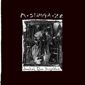 Muslimgauze - Jackal The Invizible - MG-Archive-Vol 56 - STAALPLAAT