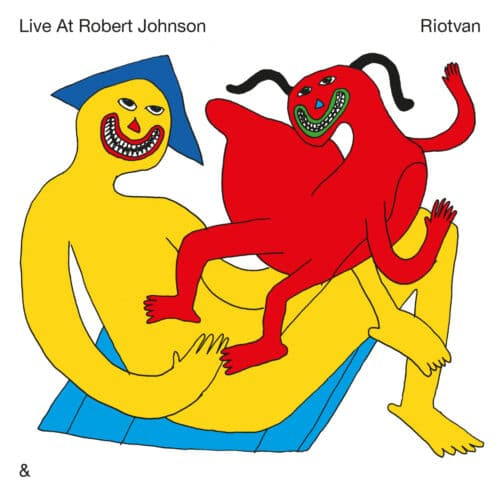Various - And you? - PLAYRVN001 - LIVE AT ROBERT JOHNSON