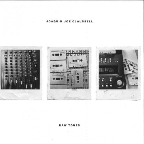 Joe Claussell - Raw Tones - REKIDS183 - REKIDS