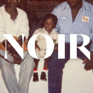 Jesse Markin - NOIR (Black vinyl) - VILD082 - VILD