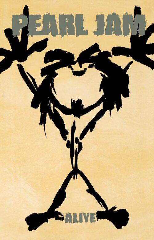 Pearl Jam - Alive - 194398540146 - EPIC