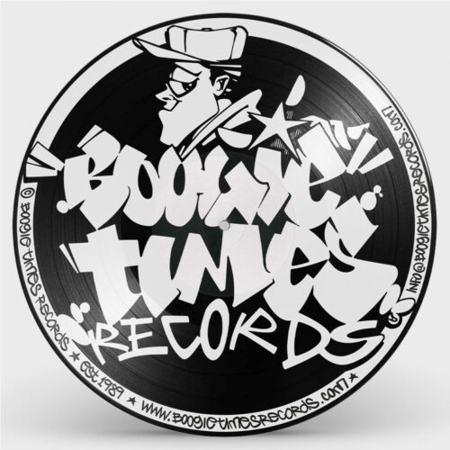 Timebase/Kromezone - Unity/Fireball (Picture Disc) - BOOGIE13 - BOOGIE TIMES RECORDS