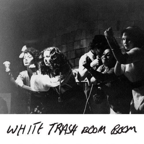 White Trash Boom-Boom/Patrick Cowley - White Trash Boom-Boom - DE-254 - DARK ENTRIES
