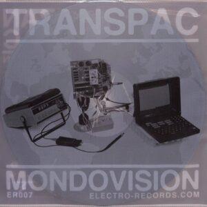 Transpac - Mondovision - ER007 - ELECTRO RECORDS