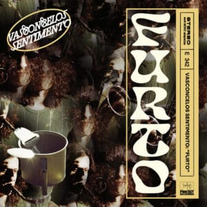 Vasconcelos Sentimento - Furto - FARO226LP - FAR OUT RECORDS