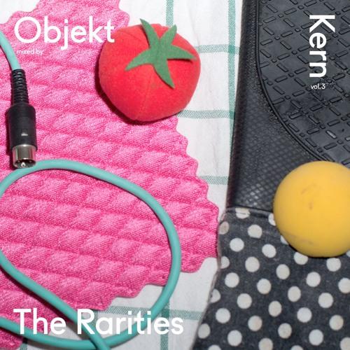 Various/Objekt - Kern Vol. 3 - The Rarities - KERN003EP2 - TRESOR