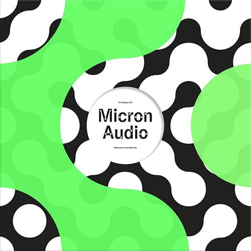 DJ Stingray 313 - Molecular Level Solutions - MCR00003 - MOLECULAR AUDIO DETROIT
