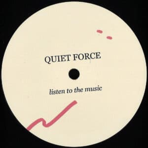 Quiet Force - Listen To The Music - RCRS002 - ROGUE CAT RESOUNDS
