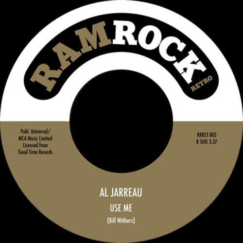 Aaron Neville/Al Jarreau - Hercules/Use Me - RRRET002 - RAMROCK