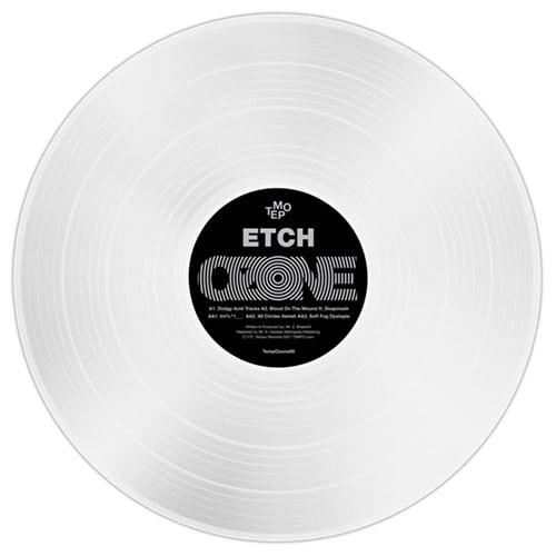 Etch - Dodgy Acid Trax - TEMPOZONE00 - TEMPO RECORDS