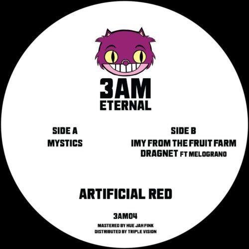 Artificial Red - Mystics - 3AM04 - 3AM ETERNAL