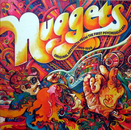 Various - Nuggets (Original Artyfacts From The First Psychedelic Era 1965-1968) - 5101-12419-1 - ELEKTRA