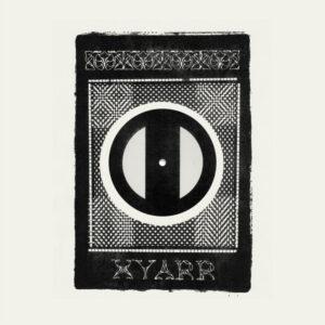 XVARR - Transitional Being EP - AM-02 - AURAL MEDIUM