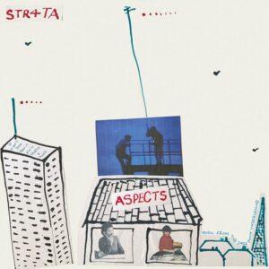 STR4TA - Aspects - BWOOD240LP - BROWNSWOOD