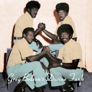Various - Greg Belson's Divine Funk - COS032LP - CULTURES OF SOUL