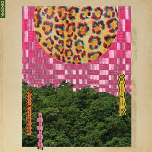 Seekersinternational - Presents Ragga Preservation Society - DSK057 - DISKOTOPIA