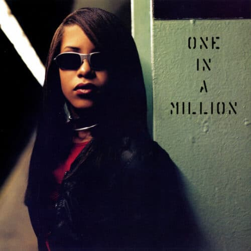 Aaliyah - One In A Million - ERE672 - BLACKGROUND RECORDS