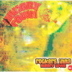 Various Artists - Rockers Inna Hungry Town